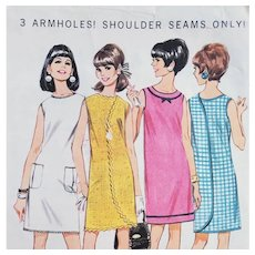 Wrap a Round Dress Sewing Pattern 6 Versions Bust 36-38