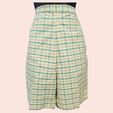 1960s Jamaica Shorts Unworn with Tags Size Small