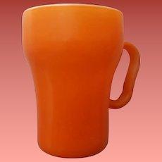 Fire King Mug Anchor Hocking Soda Fountain Cola Mug Mint USA