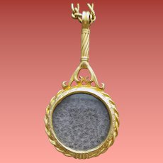 Magnifying Glass Necklace  Lady's Conceit