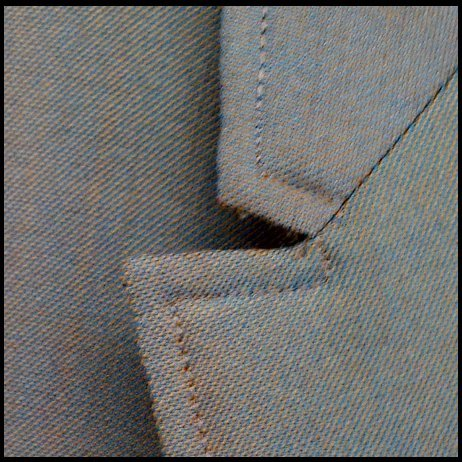 1960s Men S Suit Sharkskin Fabric Size Large Jacket With