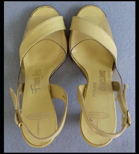 High Heel Shoes Early S Point Toe