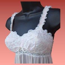 Pink Olga Nightgown Unworn Medium