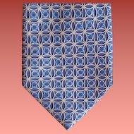 Ferragamo Silk Necktie Gorgeous Designer Neck Tie