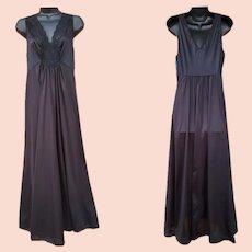 Floor Length Nightgown Unworn MWT Size Medium