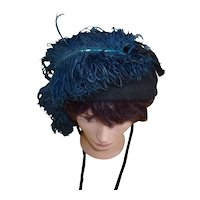 Beautiful Vintage Hat for a Large Doll