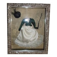 A Wonderful Vintage Picture Frame for the Horse Lover or Rider