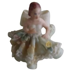 Miniature Dresden Figurine