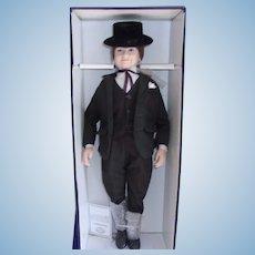 Thomas Andrews the Irishman Who Designed the Titanic ( Vintage Doll)