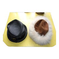 2 Wonderful Vintage Ladies Hats by Lilly Dache and MadCaps