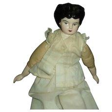 Sweet Vintage China Doll