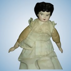 Sweet Vintage China Doll