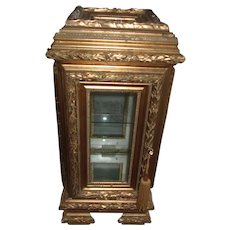 Beautiful Ornate Glass Case to Show off Those Special Miniatures