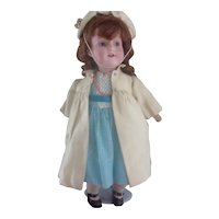 Antique Morimura Brothers Bisque Fully Jointed Doll
