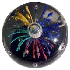 Stunning and Beautiful Vintage Paperweight