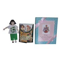 Madame Alexander and Anne of Green Gables Paper Doll Sets