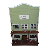 Amazing Vintage Large General Store with 3 Floors , Bakery, Dress Shop and Apartment