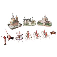Amazing British Lead Toy Soldiers