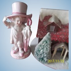 Delightful  Porcelain Figurine ( Little Girl)