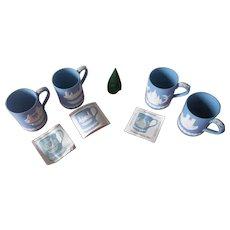 Vintage Wedgwood Mugs