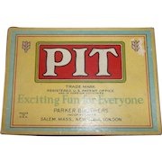 PIT Card Game by Parker Brothers ( 1919)