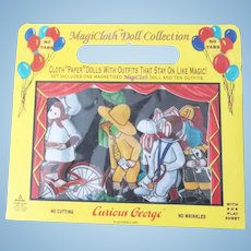 Curious George ( Paper Doll Collection)