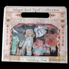 The Ginny Collection by the Vogue Doll Company ( Paper Dolls)