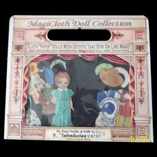 The Patsy Family of Dolls ( Cloth Paper Dolls)