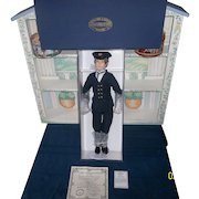 A Titanic Collectible Doll ( Jack Phillips)