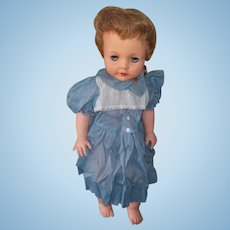 Vintage Ideal Soft Rubber Doll