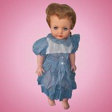 Vintage Ideal Soft Rubber Doll