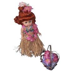 Ginny the Little Hawiian Girl