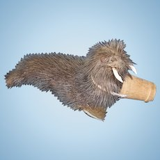A Wonderful Miniature Walrus