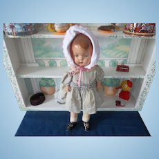 A Nice Old Composition Doll That Needs TLC or for Parts