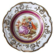 A Stunning Limoges Plate