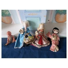 Think Spring with Marie Antoinette and Friends