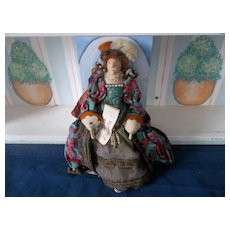 Vintage Liberty of London Queen Elizabeth I