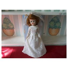 Vogue Jill Doll 1957 Bride