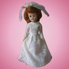 Vogue Jill Doll 1957 Bride