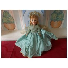 Vintage Madame Alexander Sleeping Beauty Cissette Doll