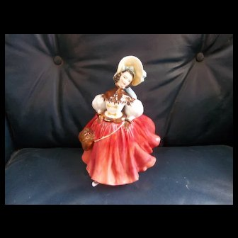 A Wonderful Larger Vintage Royal Doulton Figurine
