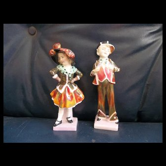 2 Vintage Royal Doulton Figurines