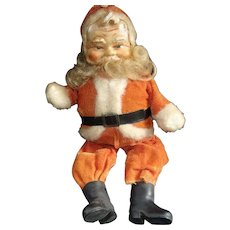 A Sweet Vintage Santa