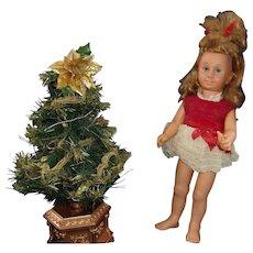 Mattel 1960 Blond Chatty Cathy Doll