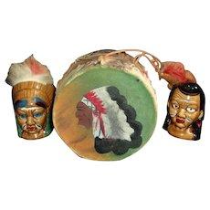 Vintage American Indian Items