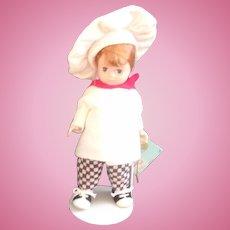 Rare Vintage Madame Alexander ( Chef Alex )