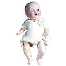 8.5 Inch Bisque Head Character Baby