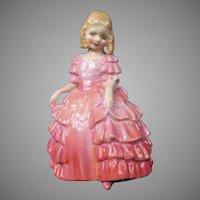 Vintage Royal Doulton Figurine ~ Rose ~ HN 1368 ~ Retired ~ Mint