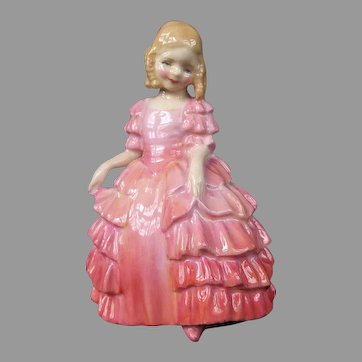 Vintage Royal Doulton Figurine ~ Rose ~ HN 1368 ~ Retired ~ Mint