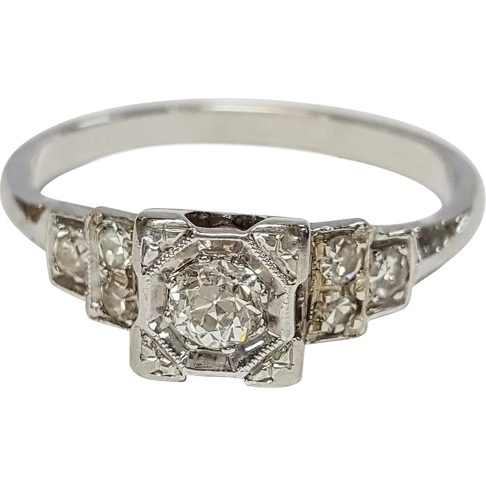 Vintage Engagement Rings Rochester Ny
